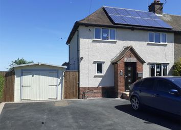 Thumbnail 5 bed semi-detached house for sale in Brackenfield Lane, Wessington, Alfreton, Derbyshire