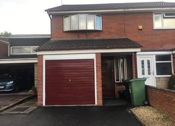 Thumbnail 3 bed semi-detached house to rent in New Street, Dudley