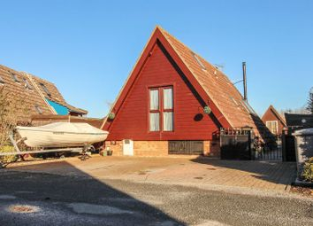 Thumbnail 2 bed bungalow for sale in Fen Bank, Isleham, Ely