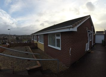 Thumbnail 2 bed bungalow to rent in Pine Avenue, Exeter