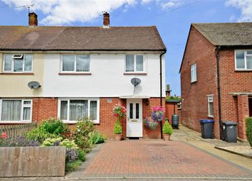 Thumbnail 3 bed semi-detached house for sale in Zealand Road, Canterbury, Kent
