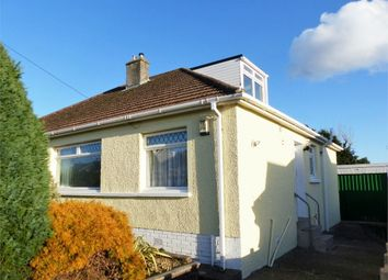 Thumbnail 2 bed semi-detached bungalow for sale in Longfellow Drive, Cefn Glas, Bridgend, Mid Glamorgan