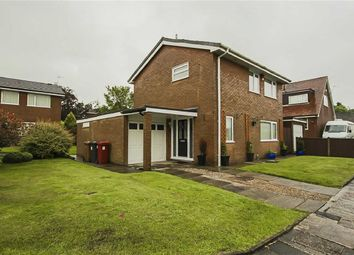 Thumbnail 3 bed detached house for sale in Cambrian Close, Blackburn