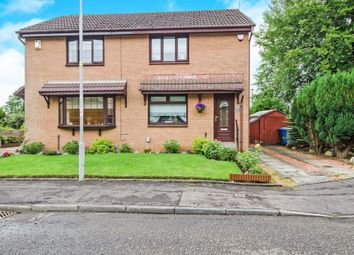 Thumbnail 2 bed semi-detached house for sale in Menteith Place, Rutherglen, Glasgow