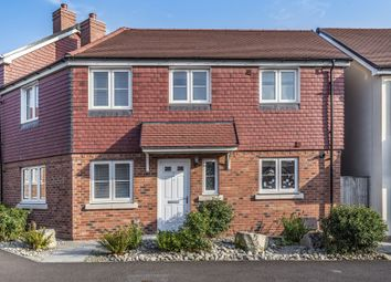 Thumbnail 3 bed semi-detached house for sale in Saddle Way, Andover