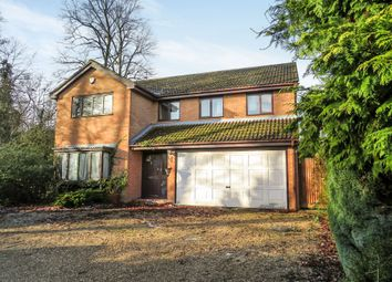 Thumbnail 4 bed detached house for sale in Shinfield Road, Shinfield, Reading
