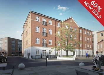 Thumbnail 2 bed flat for sale in Waddesdon House, Gorcott Lane, Dickens Heath