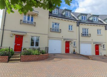 Thumbnail 4 bed town house for sale in Boulter Crescent, Andover