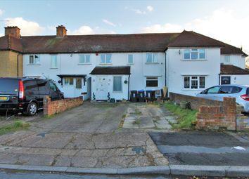 Petersham Avenue, Byfleet, Surrey KT14. 4 bed terraced house for sale