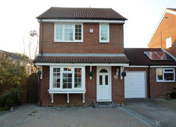 Thumbnail 3 bed detached house to rent in Castle Lane, Chalk, Gravesend