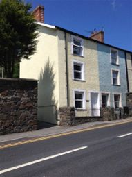 Thumbnail 3 bed terraced house for sale in Talybont, Ceredigion