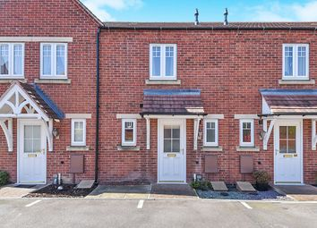 Thumbnail 2 bed terraced house for sale in St. Andrews Court, Church Gresley, Swadlincote