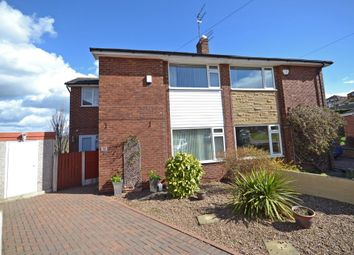 Thumbnail 4 bed semi-detached house for sale in Hall Cliffe Grove, Horbury, Wakefield
