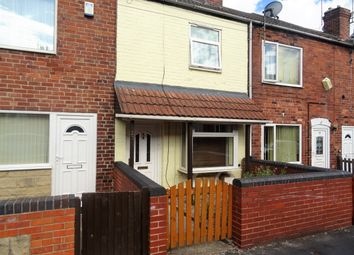 Thumbnail 2 bedroom terraced house for sale in Duke Street, Creswell, Worksop