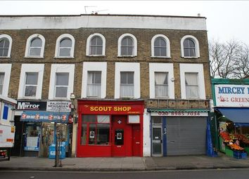 Thumbnail 1 bed flat to rent in 9B, Terrace Road, Hackney, London