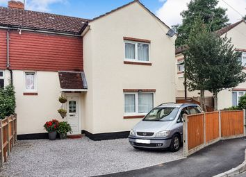 Thumbnail 3 bed semi-detached house for sale in The Quadrangle, Eastleigh