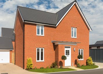 """Thumbnail 4 bed detached house for sale in """"Lincoln"""" at Broughton Crossing, Broughton, Aylesbury"""