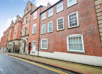 Thumbnail 1 bed flat for sale in Plumptre Street, Nottingham