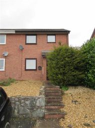 Thumbnail 2 bed semi-detached house to rent in 38, Gungrog Hill, Welshpool, Powys