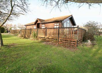 2 bed mobile/park home for sale in Haven Village, Promenade Way, Brightlingsea, Colchester CO7