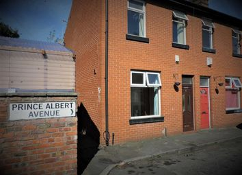 Thumbnail 2 bed end terrace house for sale in Prince Albert Avenue, Manchester