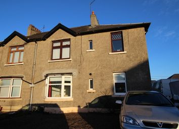 Thumbnail 2 bed flat for sale in 33 Newhouse Road, Grangemouth