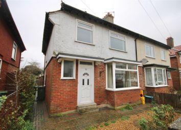 Thumbnail 3 bed semi-detached house for sale in Jasmond Road, Cosham, Portsmouth