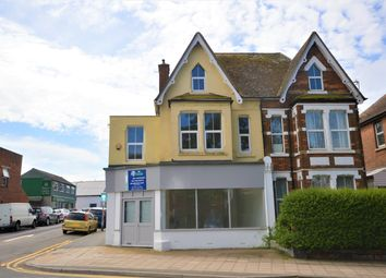 Thumbnail 3 bed maisonette for sale in Cheriton High Street, Cheriton, Folkestone
