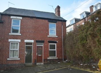 Thumbnail 3 bedroom end terrace house for sale in Rosa Road, Sheffield