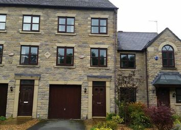 Thumbnail 3 bed town house for sale in Shallcross Mill Road, Whaley Bridge, High Peak