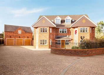 Thumbnail 6 bed detached house for sale in The Green, Milford, Stafford