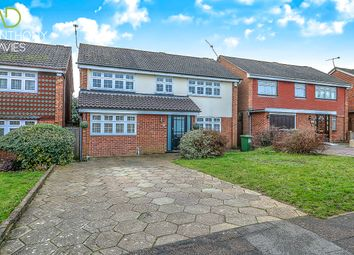 Thumbnail 4 bed detached house for sale in Benford Road, Broxbourne