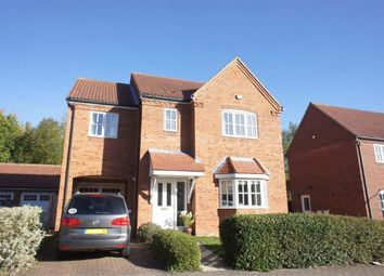 Thumbnail 4 bedroom detached house to rent in Clegg Square, Shenley Lodge, Milton Keynes