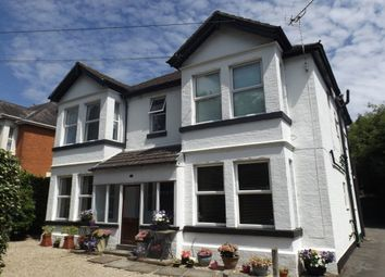 Thumbnail 1 bedroom flat to rent in Hursley Road, Chandler's Ford, Eastleigh
