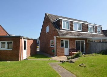 Thumbnail 3 bed semi-detached house for sale in Hawthorn Close, Honiton