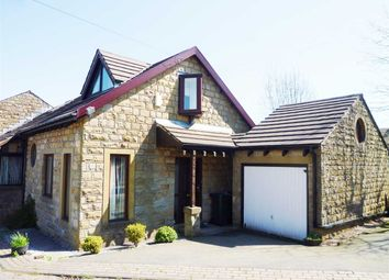 4 bed link-detached house for sale in Heathfield Mews, Golcar, Huddersfield HD7