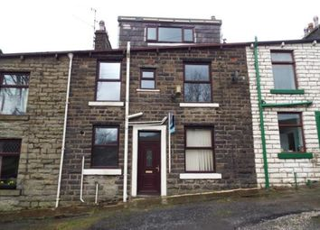 Thumbnail 3 bed terraced house for sale in Unsworth Street, Stacksteads, Bacup, Lancashire