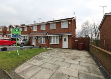 Thumbnail 2 bed semi-detached house to rent in Pinnington Road, Whiston, Prescot