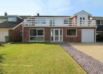 Thumbnail 5 bedroom detached house for sale in Norton Drive, Norwich