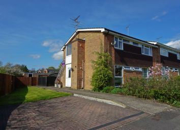 Thumbnail 2 bed maisonette for sale in Plovers Way, Alton