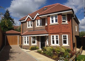 Thumbnail 4 bed detached house to rent in Jameson Road, Harpenden
