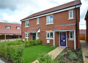 Thumbnail 3 bed semi-detached house for sale in Copse Close, Fleet