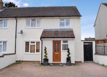 Thumbnail 3 bedroom semi-detached house to rent in Coronation Road, Bishop's Stortford