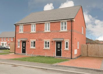 Thumbnail 2 bed semi-detached house for sale in Field Road, Ilkeston