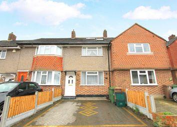 Thumbnail 3 bed terraced house for sale in Buckhurst Avenue, Carshalton