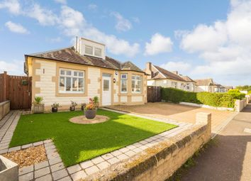 Thumbnail 3 bed detached bungalow for sale in 12 Stapeley Avenue, Craigentinny, Edinburgh