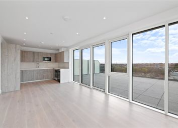 Thumbnail 2 bedroom flat for sale in Discovery House, Juniper Drive, Wandsworth, London