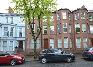 3 bed flat to rent in Eglantine Avenue, Belfast BT9