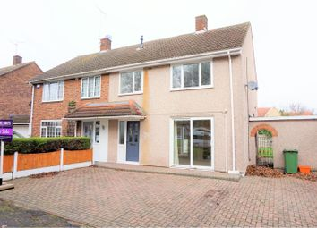 Thumbnail 4 bed semi-detached house for sale in Pendle Close, Basildon