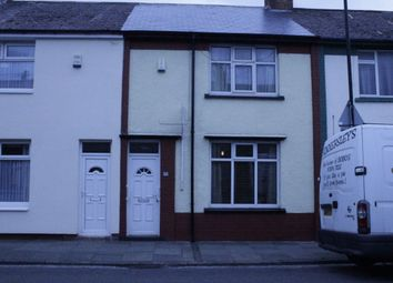 Thumbnail 2 bed terraced house for sale in Shrewsbury Street, Hartlepool